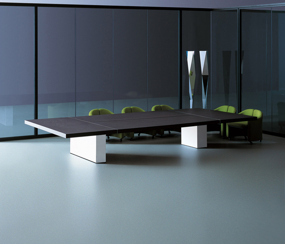Asymmetrical by Tecno | Conference tables
