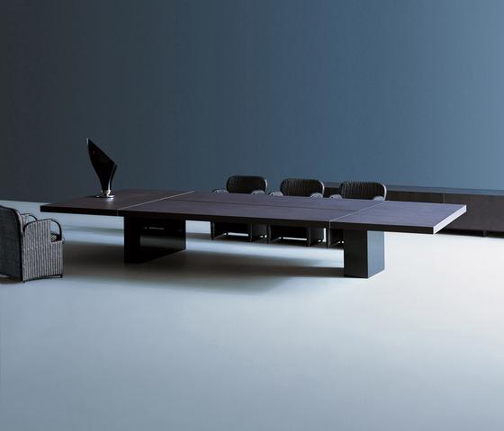 Asymmetrical von Tecno | Konferenztische