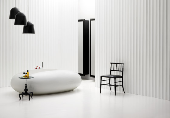 The Wanders Collection I 06 by Bisazza | Free-standing baths