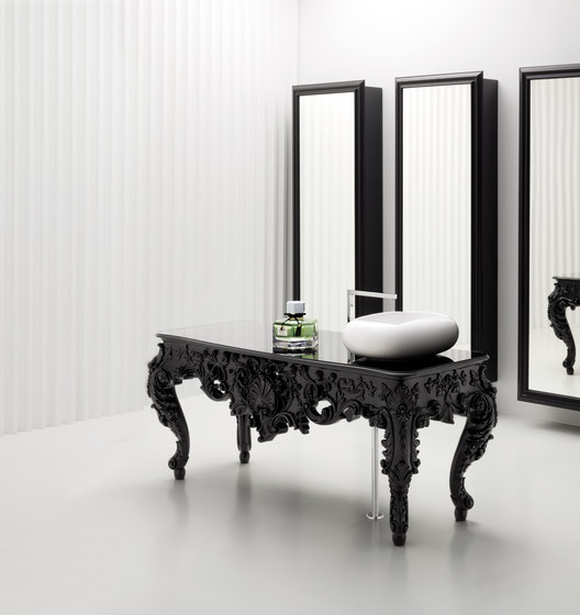 The Wanders Collection I 03 di Bisazza | Mobili lavabo