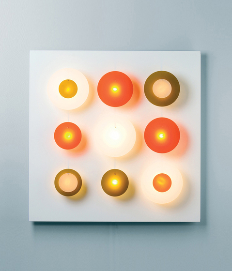 Illico 9 I411 wall lamp by Dix Heures Dix | General lighting