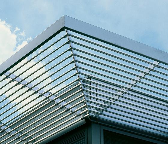 100R Sun Control System di Hunter Douglas | Schermature solari
