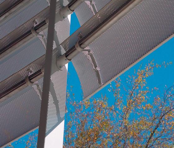 Aeroscreen System von Hunter Douglas | Sonnenschutz