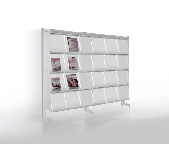 Big by Caimi Brevetti | Brochure / Magazine display stands