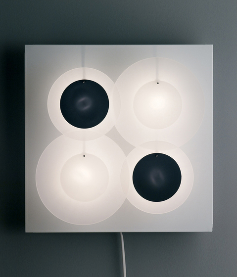 Illico 4 I424 wall lamp by Dix Heures Dix | General lighting