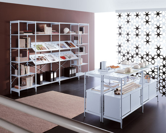Air by Caimi Brevetti | Shelving systems