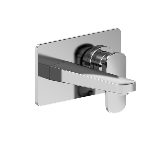 Lb3 | Basin Concealed wall mixer by Laufen | Wash-basin taps