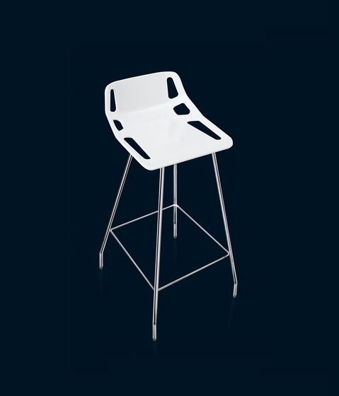CB Stool by Caimi Brevetti | Multipurpose chairs