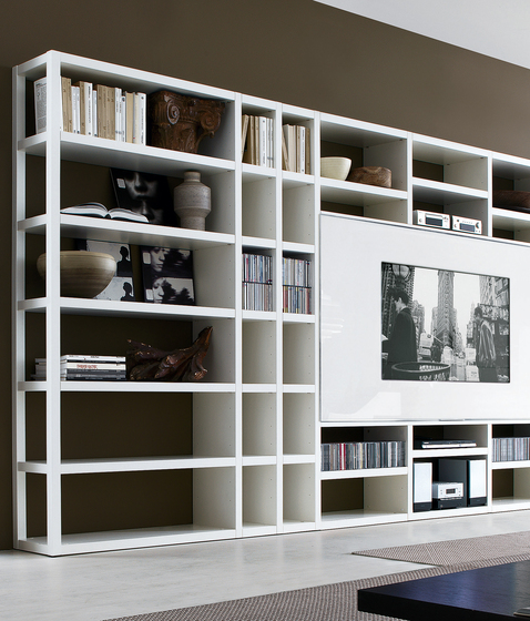 Crossing by Misura Emme | Shelving