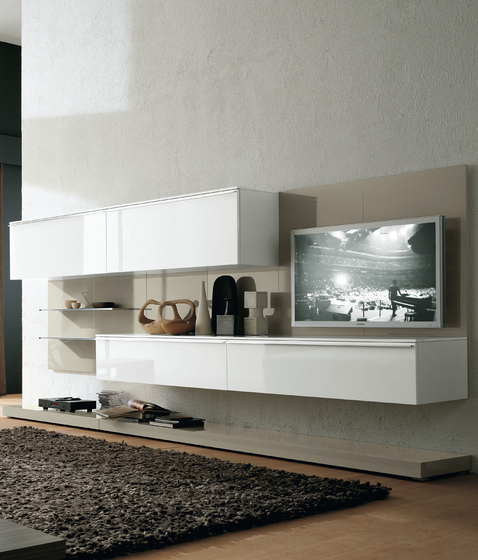 Tao Day by Misura Emme | Shelving systems