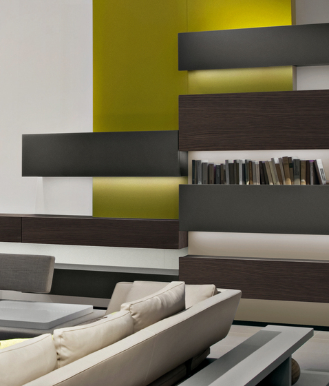 Tao 10 by Misura Emme | Shelving systems