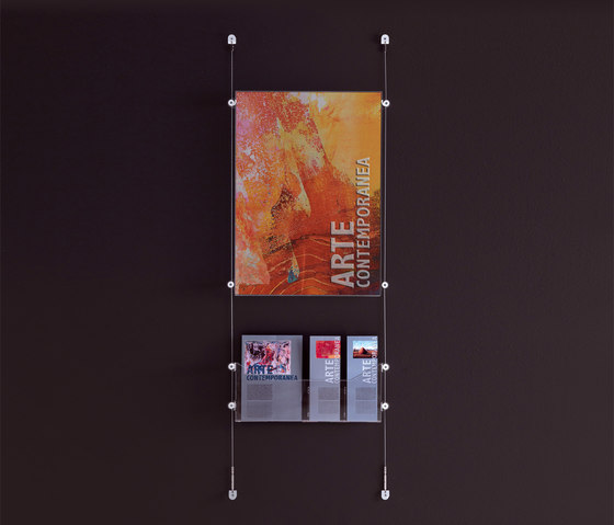 Koala T by Caimi Brevetti | Display stands