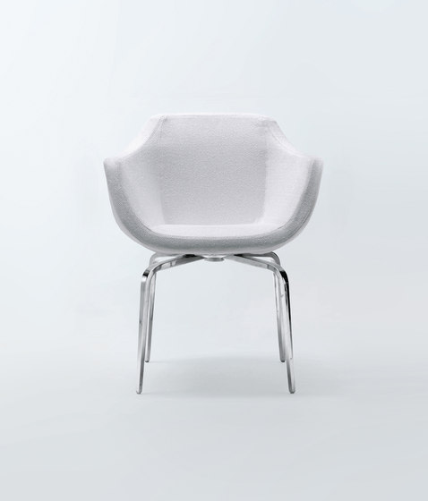 Naos by Misura Emme | Armchairs