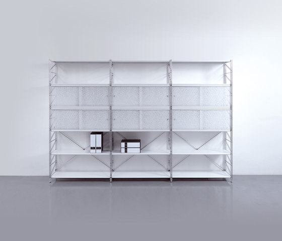 Socrate by Caimi Brevetti | Shelving