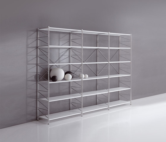 Socrate by Caimi Brevetti | Shelves