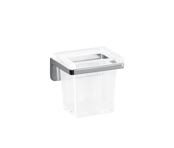 Lb3 | Glass holder di Laufen | Porta spazzolini
