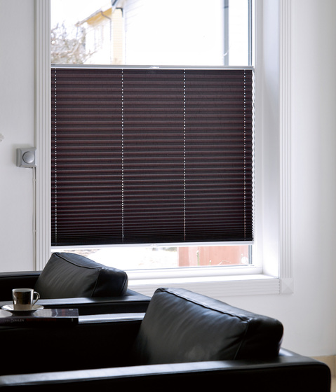 Silent Gliss Pleated Blind System by Silent Gliss | Plissé systems