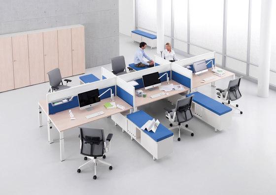 Kiron by Haworth | Desks