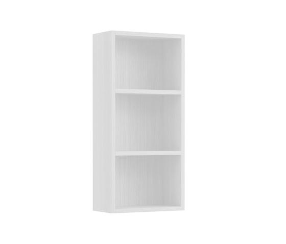 Lb3 | Open wall cabinet by Laufen | Bath shelving