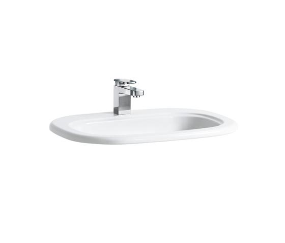 Lb3 | Drop-in washbasin by Laufen | Wash basins
