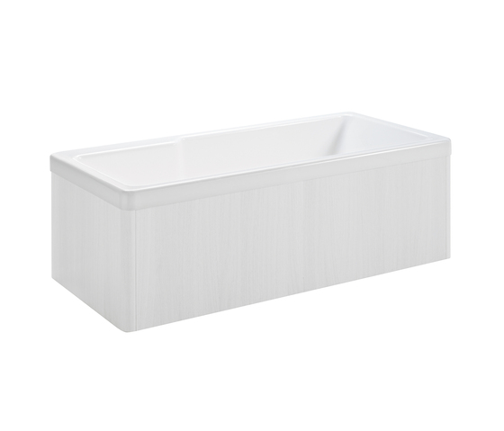 Lb3 | Bathtub by Laufen | Free-standing baths