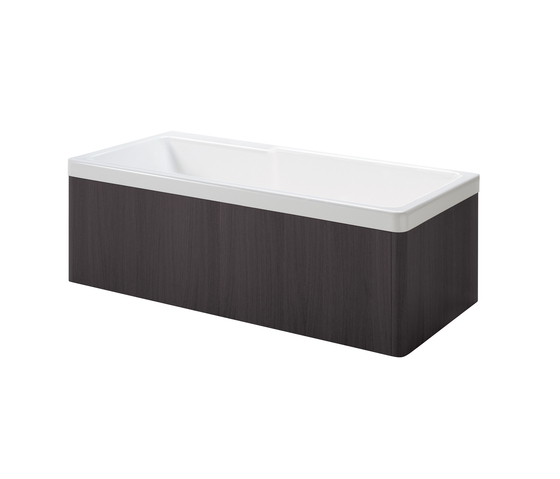 Lb3 | Bathtub by Laufen | Bathtubs rectangular