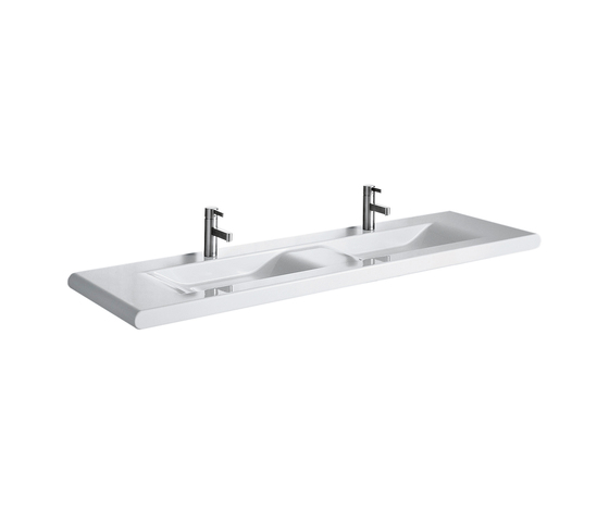 living style | Countertop washbasin by Laufen | Wash basins