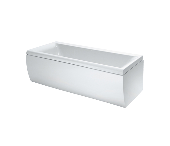 living | Wellness Bathtub de Laufen | Bañeras rectangulares