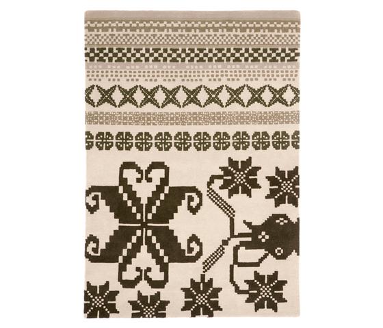 Folk Ivory by Nanimarquina | Rugs / Designer rugs