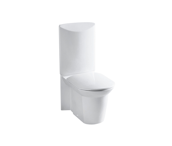Mylife | Floorstanding WC by Laufen | Toilets