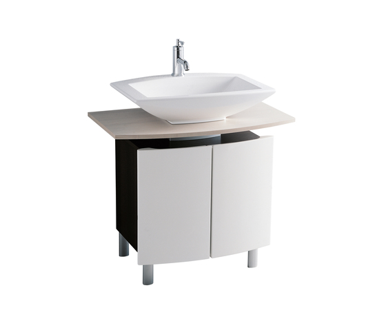 Mylife | Countertop cabinet by Laufen | Vanity units