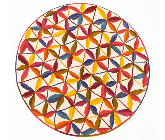 Kala Round von Nanimarquina | Formatteppiche