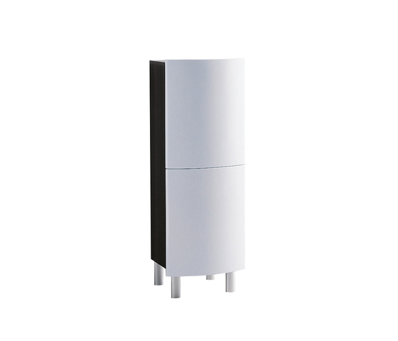 Mylife | Medium cabinet by Laufen | Wall cabinets