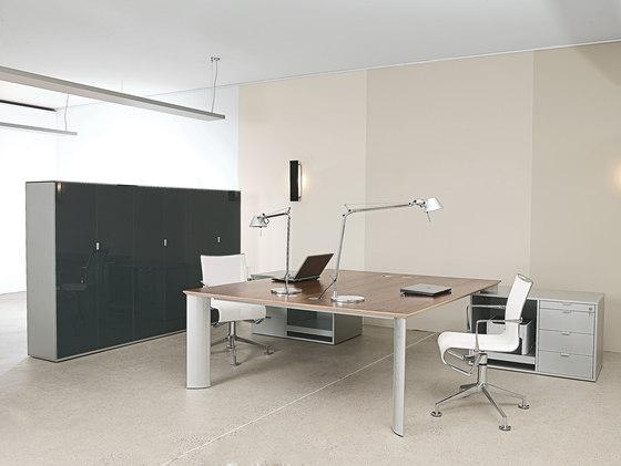 cm² Doppelarbeitsplatz de Euskirchen | Sistemas de mesas