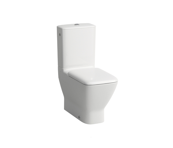 Palace | Floorstanding WC combination by Laufen | Toilets