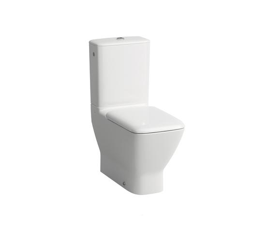 Palace | Stand-WC-Kombination von Laufen | Klosetts