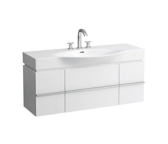 New Case for Palace | Vanity unit de Laufen | Armarios lavabo