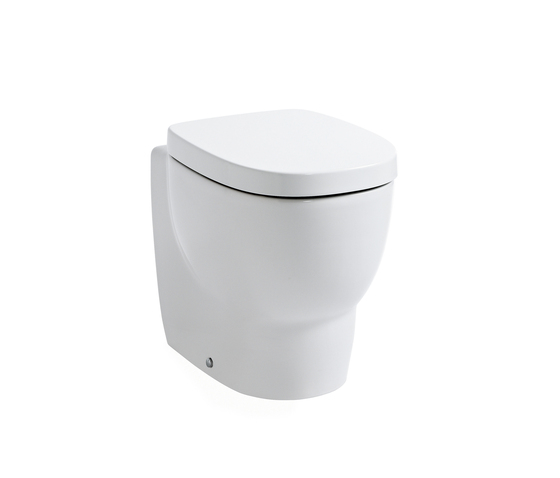 Mimo | Floorstanding WC by Laufen | Toilets