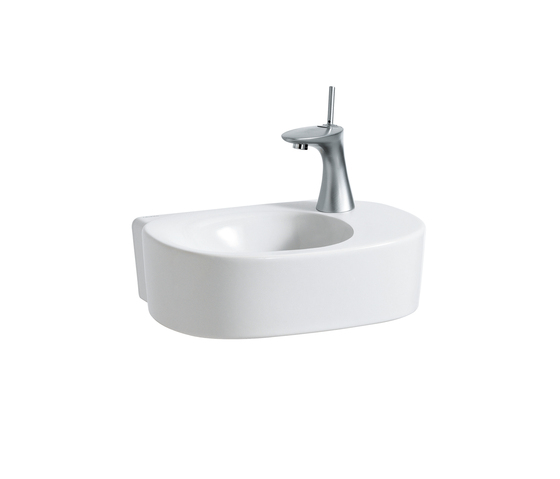 Mimo | Small washbasin by Laufen | Wash basins