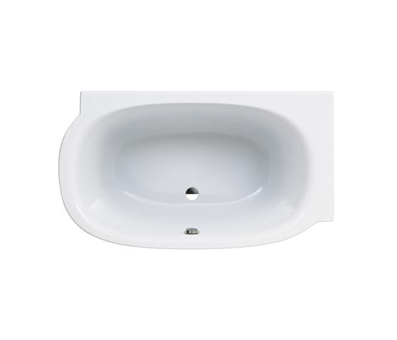 Mimo | Bathtub by Laufen | Bathtubs oval