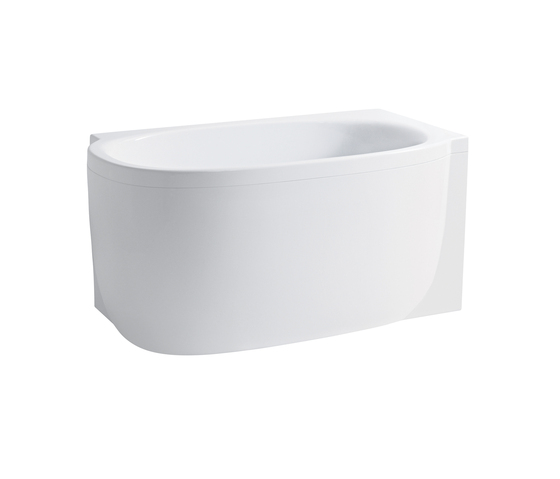 Mimo | Bathtub by Laufen | Bathtubs oval
