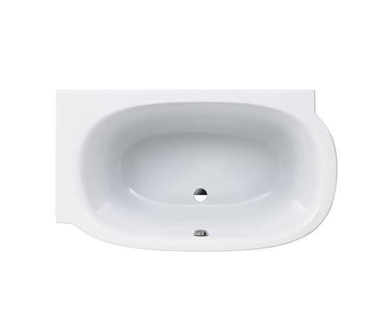Mimo | Bathtub by Laufen | Built-in bathtubs