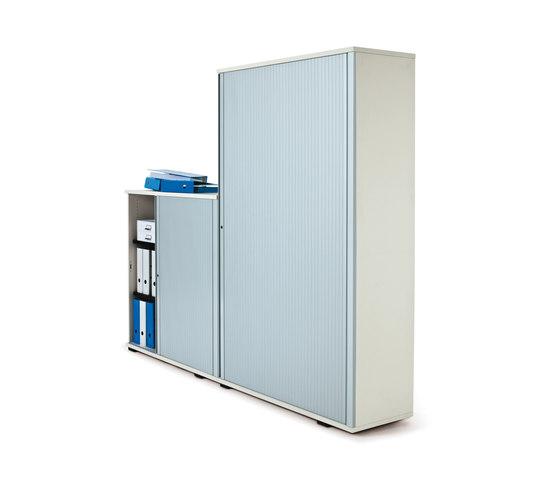 Vados cupboards by Haworth | Cabinets