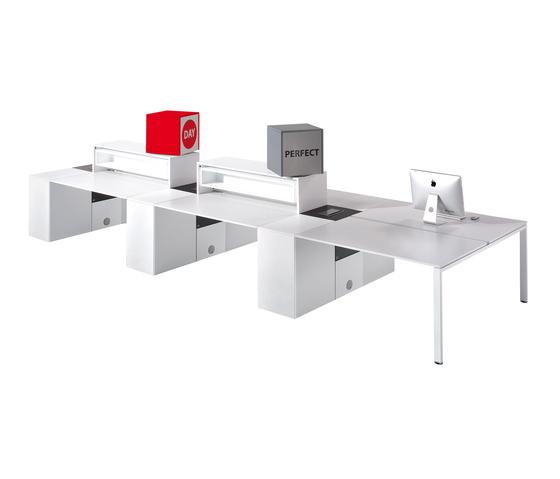 6x3 de ULTOM ITALIA | Systèmes de tables de bureau