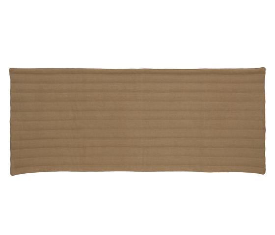 Testa Bauma brown by Nanimarquina | Wall fabrics