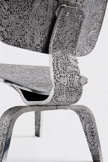 Ethno-Eames aluminium by I + I | Chairs