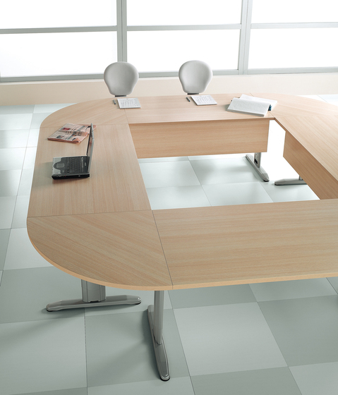 T-Leg by ULTOM ITALIA | Conference table systems