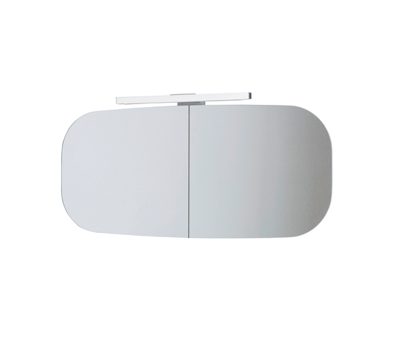 Mimo | Mirror cabinet by Laufen | Mirror cabinets