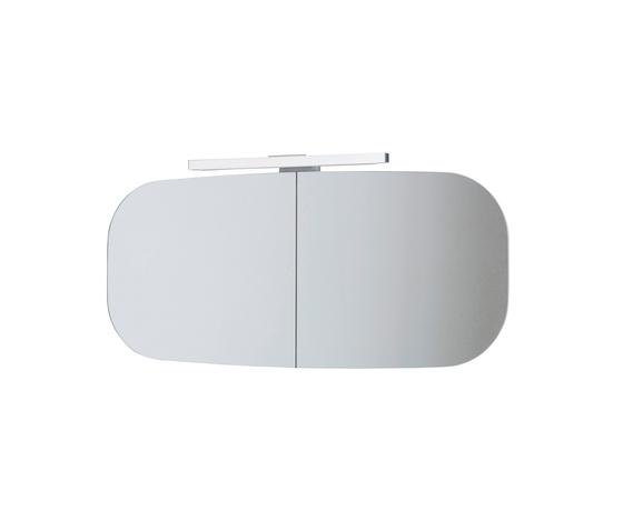 Mimo | Mirror cabinet by Laufen | Mirror cabinets