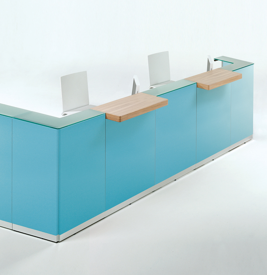 Bengentile by ULTOM ITALIA | Reception desks